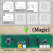 HackEDA: Automatic circuit design