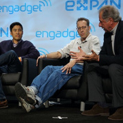 Jeff Branson at Engadget Expand