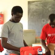 Teaching Robotics in Africa