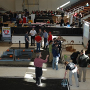 SparkFun at the National Robotics Challenge and Fuse Factory in Ohio!