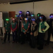 Girl Scout Troop 73265 Visits SparkFun!