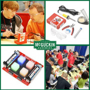 McGuckin and SparkFun Workshop This Weekend!