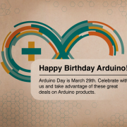 Happy Arduino Day!