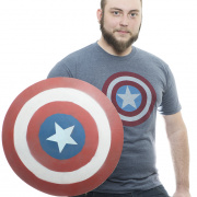 Engineering Roundtable - ELastoLite Captain America Shield