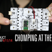 New Product Friday: Chomping at the BITalino