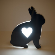 It's Project Time: The Glowing ELastoLite Rabbit of Glory