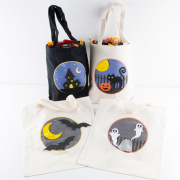 Twinkling Trick or Treat Bag