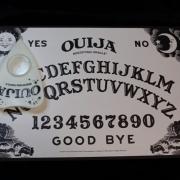 Arduino Controlled Ouija Board