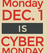 Thank You for a Great Cyber Monday!
