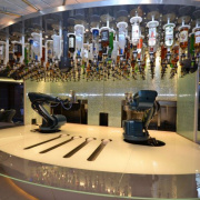 Cruise Ship Makr Shakr - Your Bartending Robot