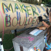 Join us at the Boulder Mini Maker Faire!