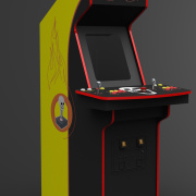 Raspberry PI Arcade Cabinet Part I