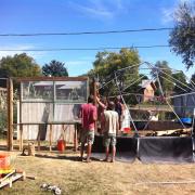 工程日:温室自动化