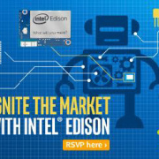 """Ignite the Market"" with the Intel Edison is today!"