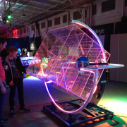 Creating a Giant Interactive Contraption