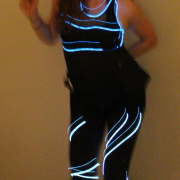 Guest Tutorial: EL Wire Sound Reactive Costume