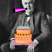 Happy birthday, Edison! We give you the Edison SIK.