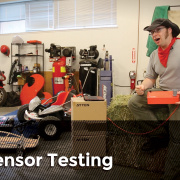 AVC Sensor Test