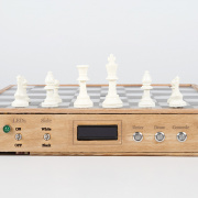 T³: Connected Chess Boards