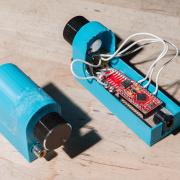 T³: 3D Printing a Rotary Tattoo Machine