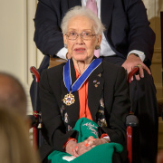T³: Who is Katherine Johnson?