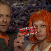 Friday Product Post: Leeloo Dallas Multiplex