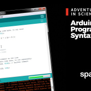 Adventures in Science: Arduino Programming Syntax
