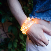 Hardware Hump Day: DIY Firefly LED Bracelet