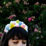Hardware Hump Day: DIY LED Pom-Pom Headbands