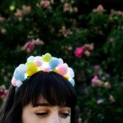 Hardware Hump Day: DIY LED Pom-Pom Headbands