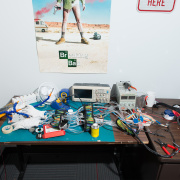 Desk of an Engineer: the Andrew Edition