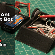 Adventures in Science: Complete Plastic Ant Combat Bot Build