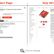SparkFun Product Page Gets a Redesign