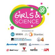 女孩和科学是很好的结合
