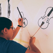 Musical Mural Puts a Modern Spin on Mariachi