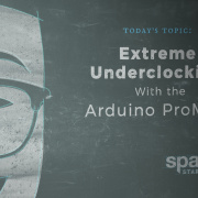 According to Pete: Extreme Underclocking with the ProMini