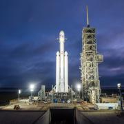 The Beast Awakens: Following the Falcon Heavy