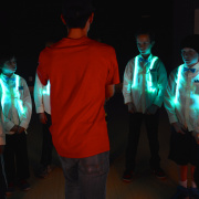 Enginursday: Prototype Wearable LED Dance Harness