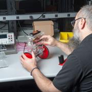 Enginursday: Steps Toward an Inverted Pendulum Robot