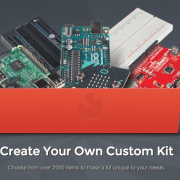 Behold: The SparkFun Custom Kit Marketplace