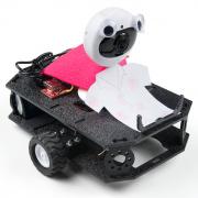 引擎日:使用ESP32创建一个网络控制的机器人