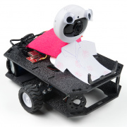 Enginursday:使用ESP32创建一个网络控制的机器人