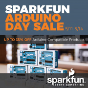 Arduino Day Sale 2018 Ends Today