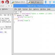 Raspberry Pi Python IDE Comparison