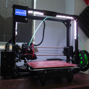 Enginursday: Light Up Your 3D Printer's Bed