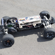 Story of a SparkFun AVC Rover