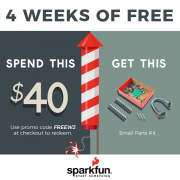 Four Weeks of Free: Week Two