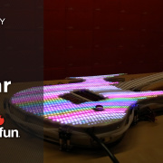 Enginursday: A Glowing Guitar for Decadon