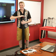 Creating a Big, Dangerous Joystick with the Xbox Adaptive Controller
