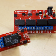 Friday Product Post: Run Qwiic in the Relay Race!